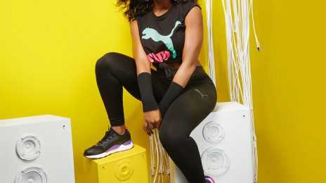Normani Nabs Major Puma Deal / Unveils First Promo
