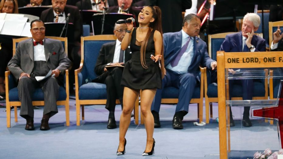 Performances: Aretha Franklin's Homegoing Celebration