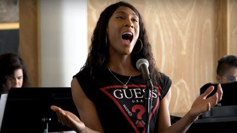 'Pose' Star MJ Rodriguez Soars With 'Home' On 'One Take' Sessions