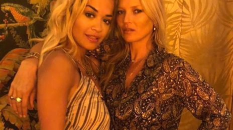 Rita Ora Signs With Kate Moss Modelling Agency