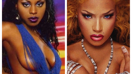 Foxy Brown Blocks Stefflon Don...For Saluting Lil Kim?