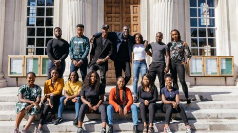 Stormzy Announces 'The Stormzy Scholarship' / Teams With Cambridge To Fund Degrees Of Black Students