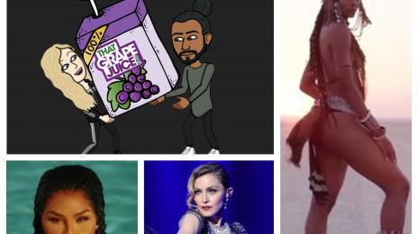 Listen: The Sip - Episode 14 (ft. Ciara, Lil Kim, Madonna, & More)