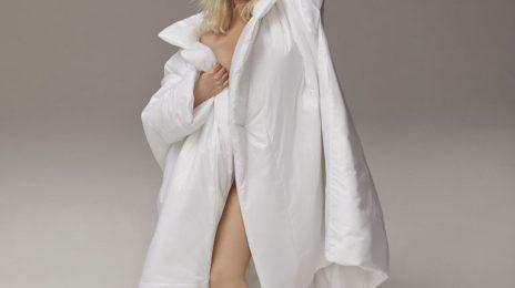 Christina Aguilera Glows For Cosmopolitan / Talks Tour, Being Body Positive, & More