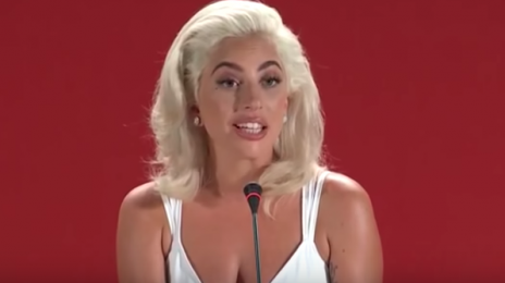 Watch: Lady Gaga's 'A Star Is Born' Press Conference