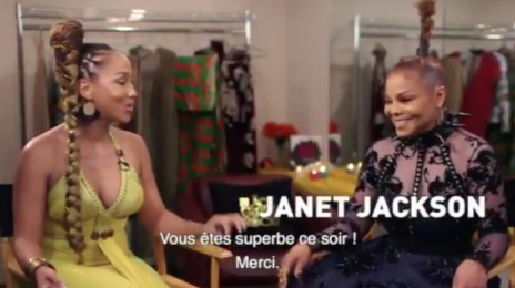 Janet Jackson Talks Life, Love Legacy With BET France