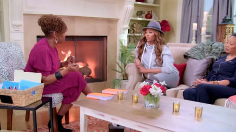 Watch: Malorie & Cynthia Bailey Seek Help On 'Iyanla : Fix My Life'