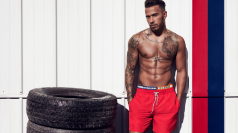 Lewis Hamilton Impacts Tommy Hilfiger With New Collection / Sizzles On Spotify