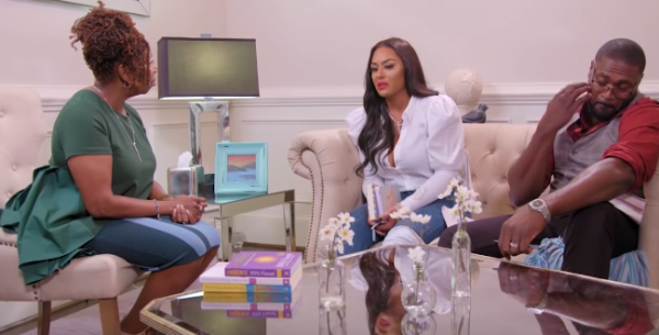 Brandi Maxiell Discovers Her Husband Has Cheated On Her