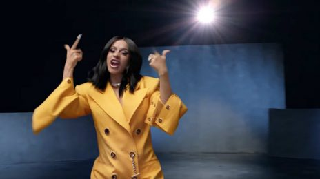 Cardi B Scores Third #1 On Hot 100 As Maroon 5 Collaboration 'Girls Like You' Blast To The Top