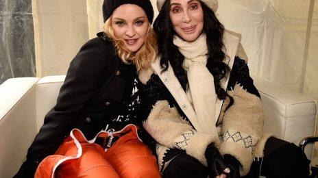 Cher Hilariously Shades Madonna: 'I Wouldn't Duet With Her' [Video]