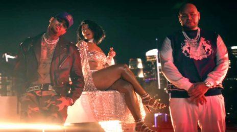New Video:  Fat Joe, Chris Brown, & Dre - 'Attention'