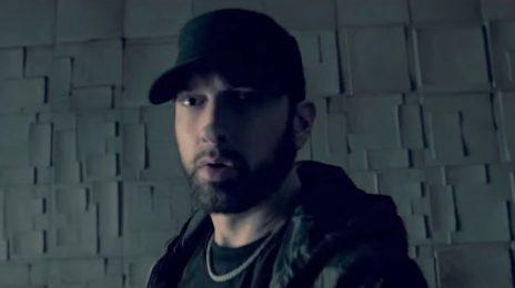 New Video: Eminem - 'Fall'