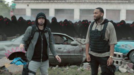 New Video: Eminem - 'Lucky You (ft. Joyner Lucas)'