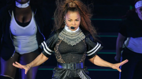 Watch:  Janet Jackson Slays 'Global Citizen Festival' With 'Rhythm Nation,' 'All For You' & More