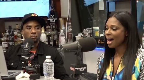 Jennifer Williams Visits 'The Breakfast Club' / Explains Absence From 'Basketball Wives' Reunion