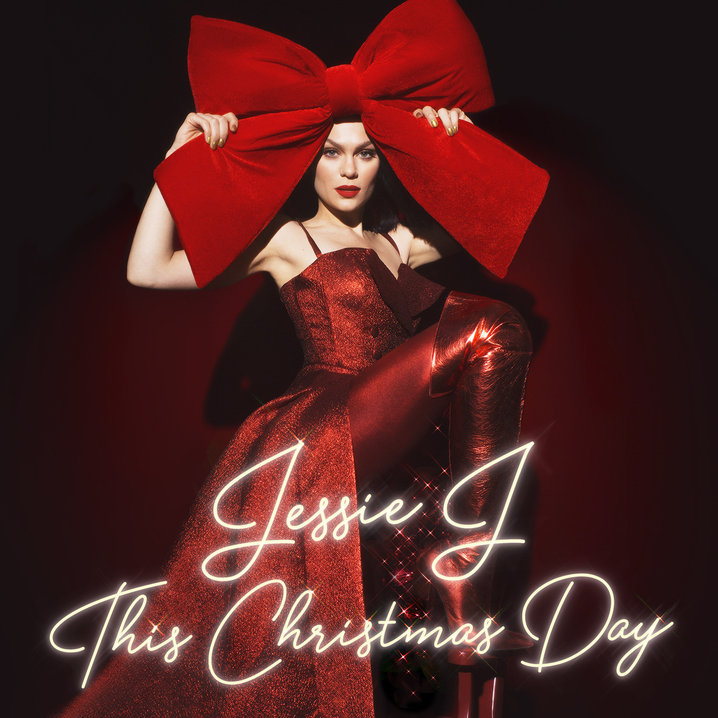 Jessie J Announces Holiday Album \'This Christmas Day\' / Teams With ...