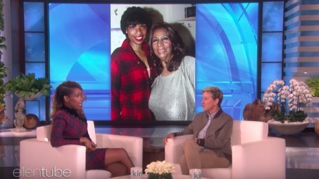Jennifer Hudson Confirms Being Cast As Aretha Franklin In Biopic / Spills On 'CATS'