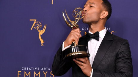 John Legend Makes History As First Black Man To Achieve EGOT Status