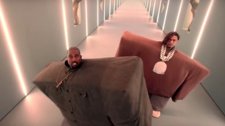 New Video: Kanye West & Lil Pump - 'I Love It'