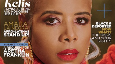 "Kelis Covers Essence's Global Beauty Issue / Says ""Being Famous Never Validated Me"""