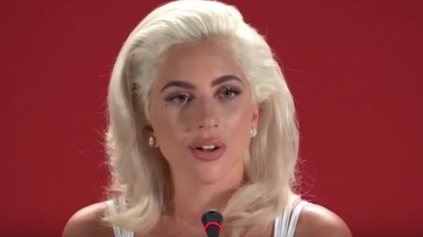 Lady Gaga Gifts Her Instagram Account To #BlackLivesMatter & Racial Justice Organizations