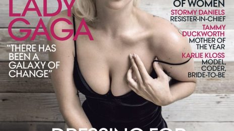 Lady Gaga Covers Vogue / Confirms New Album