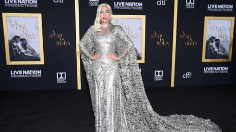 Lady Gaga Lights Up Los Angeles Premiere Of 'A Star Is Born'
