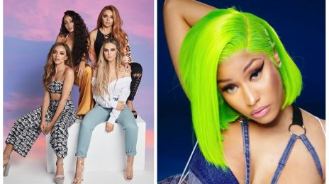 Little Mix Officially Announce New Single 'Woman Like Me' Featuring Nicki Minaj