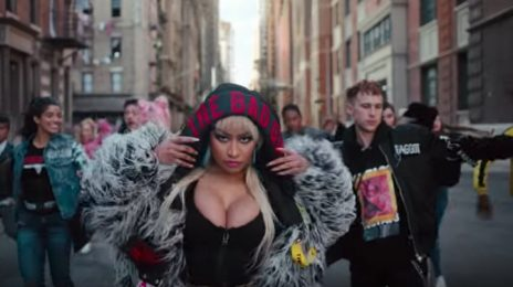 Nicki Minaj Teams With Diesel For 'Bad Guy' Line / Dazzles In Commercial