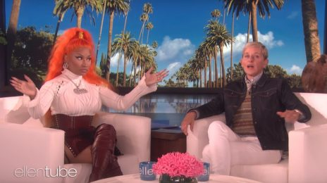 Nicki Minaj Visits 'Ellen' / Slams Travis Scott, Talks Old Lovers & New, & Performs 'Queen' Medley