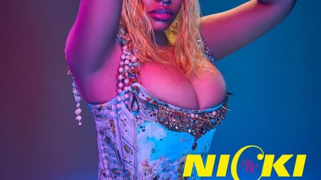 Nicki Minaj Covers Wonderland