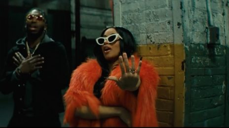 New Video: Pardison Fontaine & Cardi B - 'Backin' It Up'