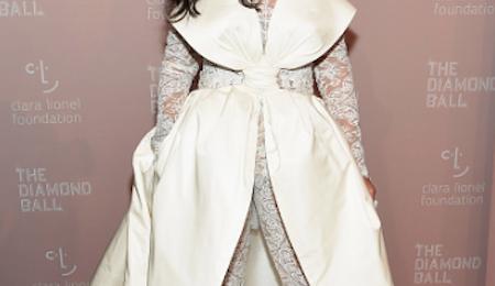 Rihanna Shines Bright At Diamond Ball / Normani, Issa Rae, & More Attend