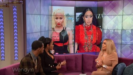 Did You Miss It?  Remy Ma Weighs In on Cardi B/Nicki Minaj Fight With 'Wendy'