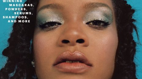 Rihanna Covers Allure