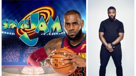 LeBron James & Ryan Coogler Join Forces For 'Space Jam' Sequel