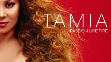 Stream:  Tamia's New Album 'Passion Like Fire'