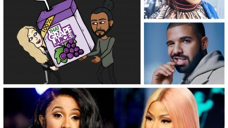 Listen: The Sip - Episode 17 (ft. Cardi B, Nicki Minaj, Janet Jackson, Drake, & More)