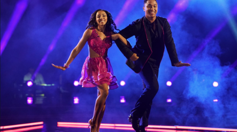 Watch:  Tinashe Makes 'Dancing With the Stars' Debut [Week 1]