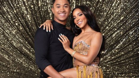 Tinashe Eliminated From Dancing With The Stars