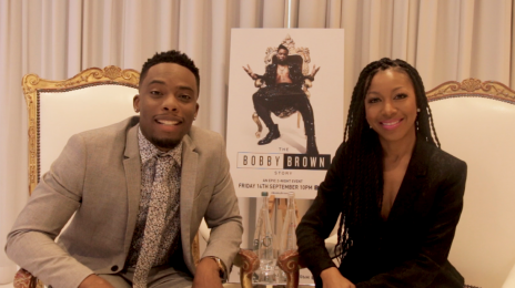 Exclusive: 'Bobby Brown Story' Stars Tell All On Hit Movie