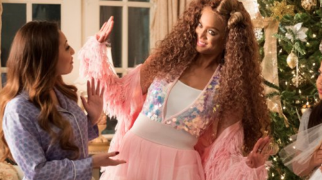 First Look: Tyra Banks In 'Life Size 2'