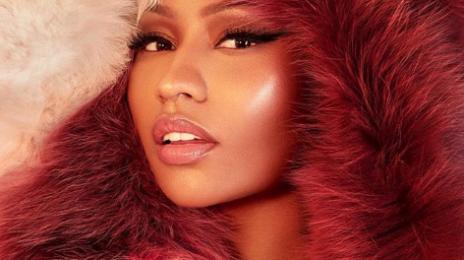 Hot Shots: Nicki Minaj Goes 'Bazaar'