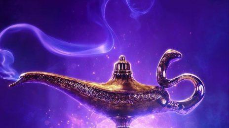Movie Trailer: Disney's 'Aladdin' [Starring Will Smith]