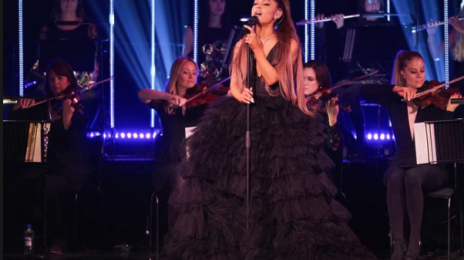 Did You Miss It? Ariana Grande Belts 'God Is A Woman' Backed By An Orchestra