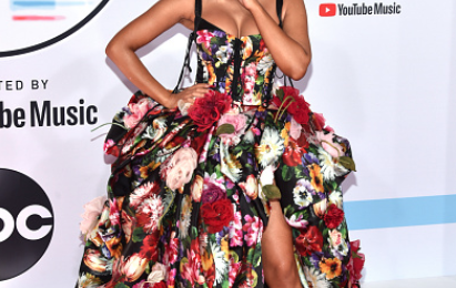 Red Carpet: 2018 American Music Awards