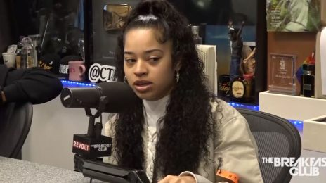 Watch:  Ella Mai Discusses Jacquees Drama, Success of 'Boo'd Up,' & More With 'Breakfast Club'