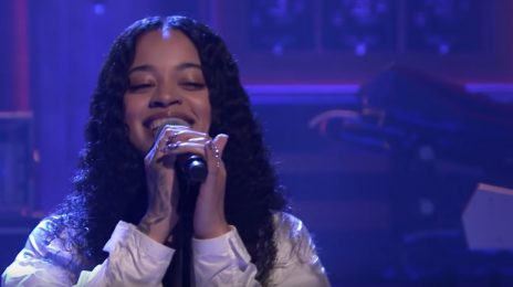 Ella Mai Electrifies Fallon With 'Trip' [Video]