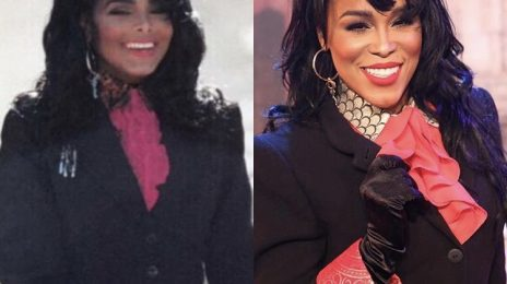 Did You Miss It? Eve Recreates Janet Jackson's 'Escapade' Video Live For Halloween [Video]